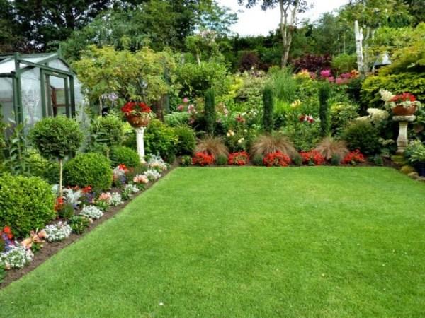 back yard garden design 20 Fascinating Backyard Garden Designs