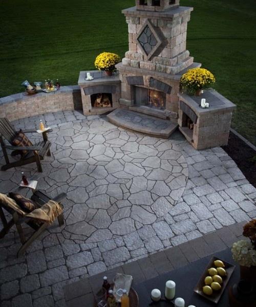 Cheap Backyard Designs