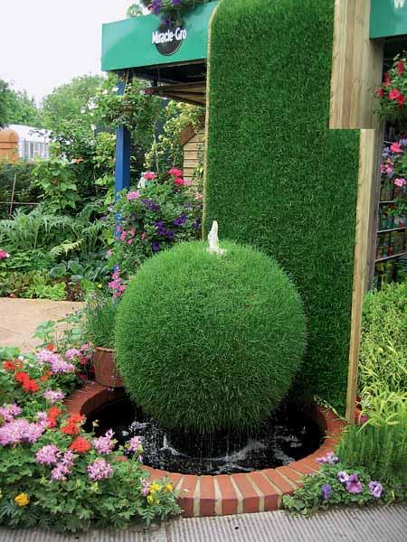 Unique Backyard And Garden Fountains on Home Garden Fountain Design id=33589