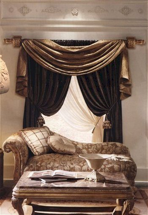 20 Modern Living Room Curtains Design - Top Dreamer
