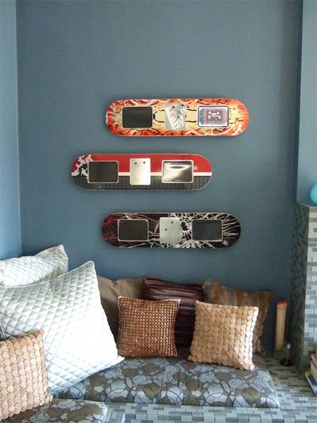 19 Diy Awesome Skateboard Crafts