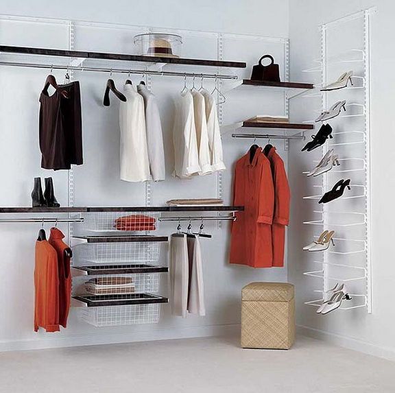 How Organize Top Shelf Closet