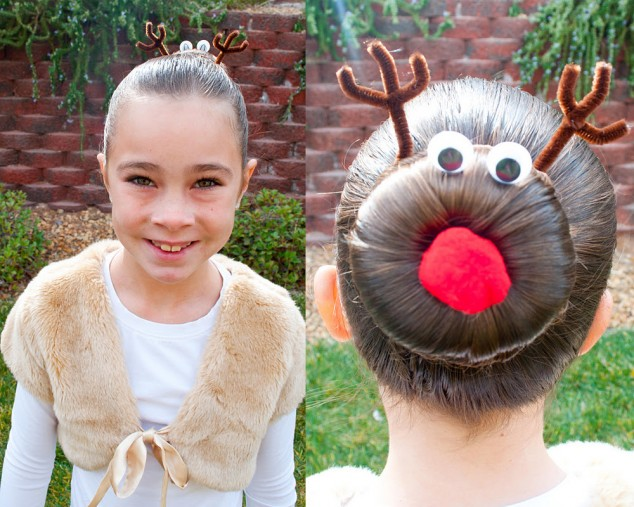20 Perfect Christmas Hairstyles