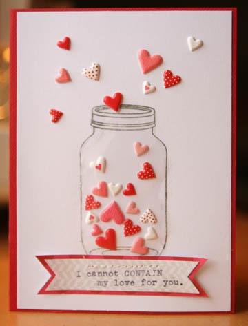 36 Romantic Valentine DIY and Crafts Ideas
