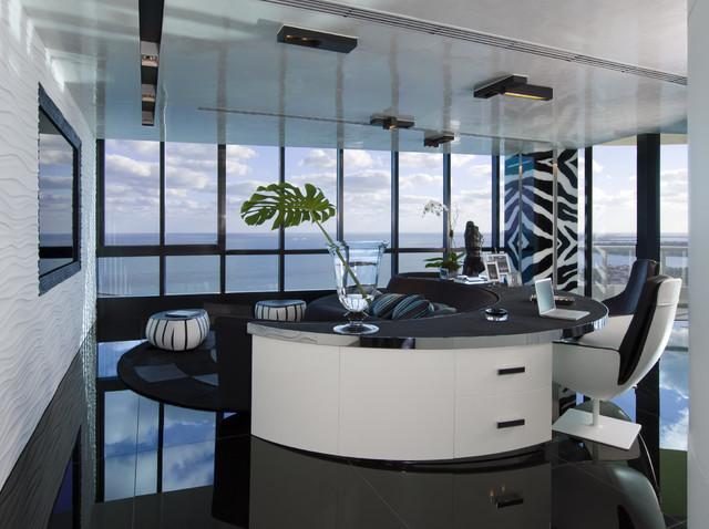 Ultra Modern Home Office Designs