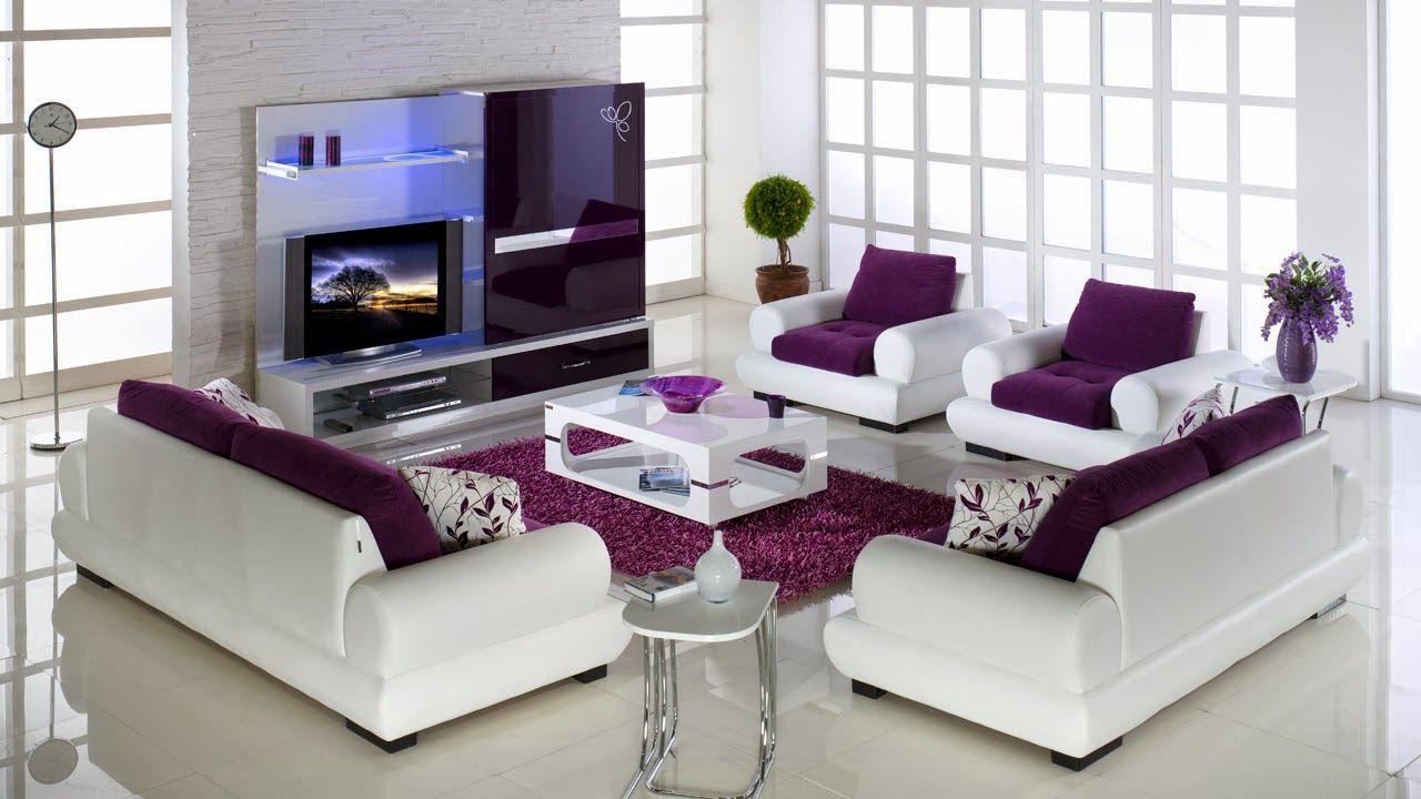 16 Feminine Living Room Designs