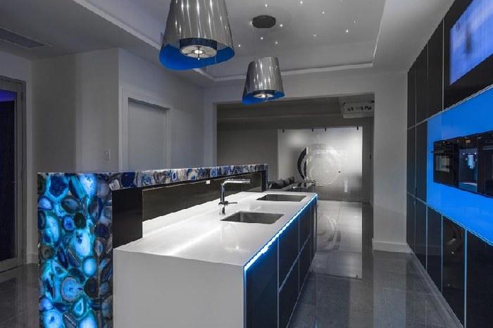 Ultra Modern Kitchen Interior Design