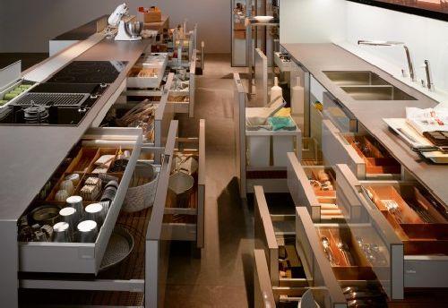 WOW 16 Super Smart Kitchen Storage Ideas You Must See
