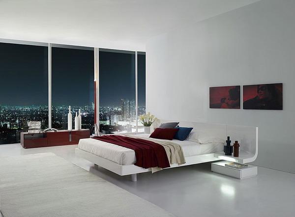 18 Modern Minimalist Bedroom Designs on Bedroom Minimalist Design  id=19529