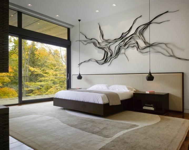18 Modern Minimalist Bedroom Designs on Minimalist Modern Bedroom Design  id=28485