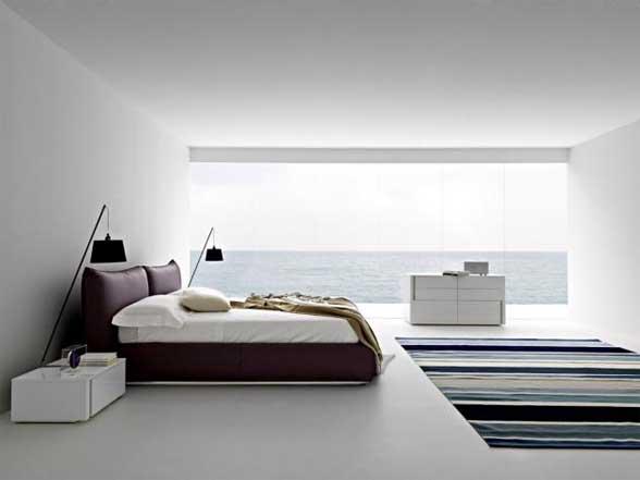 18 Modern Minimalist Bedroom Designs on Minimalist Modern Simple Bedroom Design  id=49475