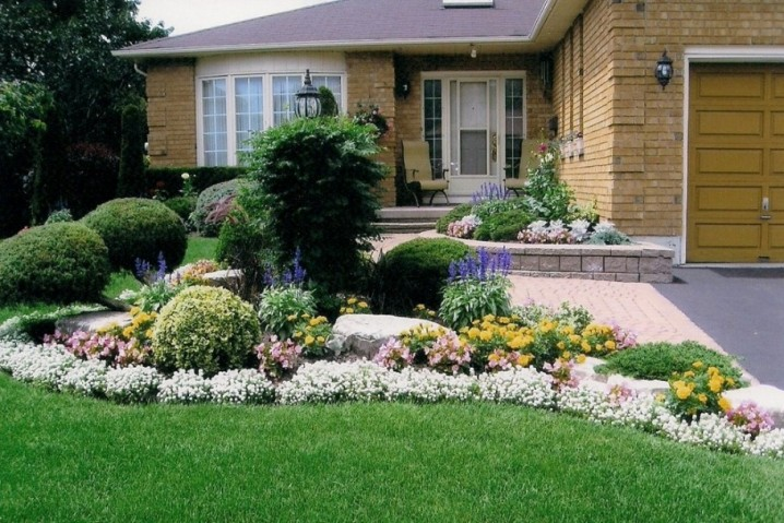 Beautiful Front Yard Landscaping Ideas on Landscape Front Yard Ideas  id=96781