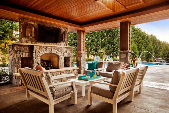 Magnificent Covered Patio Designs For Memorable Spring And ... on Covered Patio Design Ideas id=60420