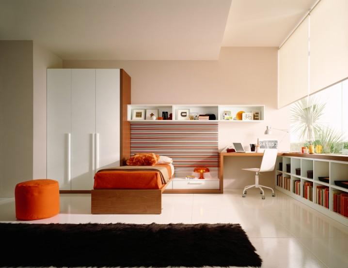 15 Modern Minimalist Kids Bedroom Designs on Teen Room Design  id=24849