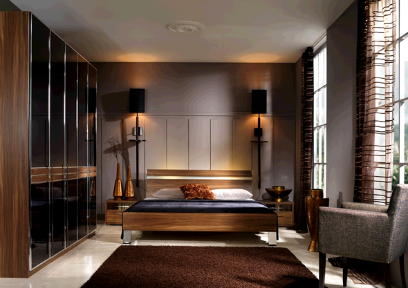 15 Wonderful Brown Bedroom Designs That Will Amaze You