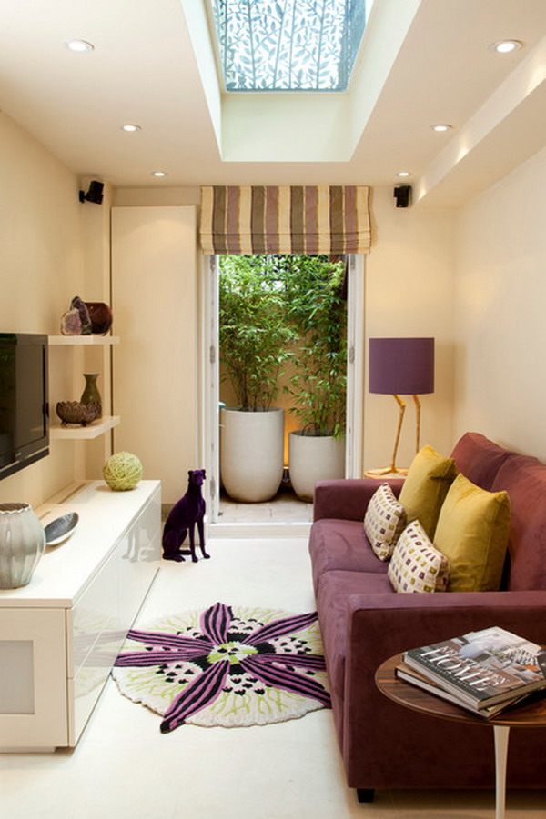 The Best Ideas Of How To Decorate A Small TV Room on Room Ideas For Small Rooms  id=23493