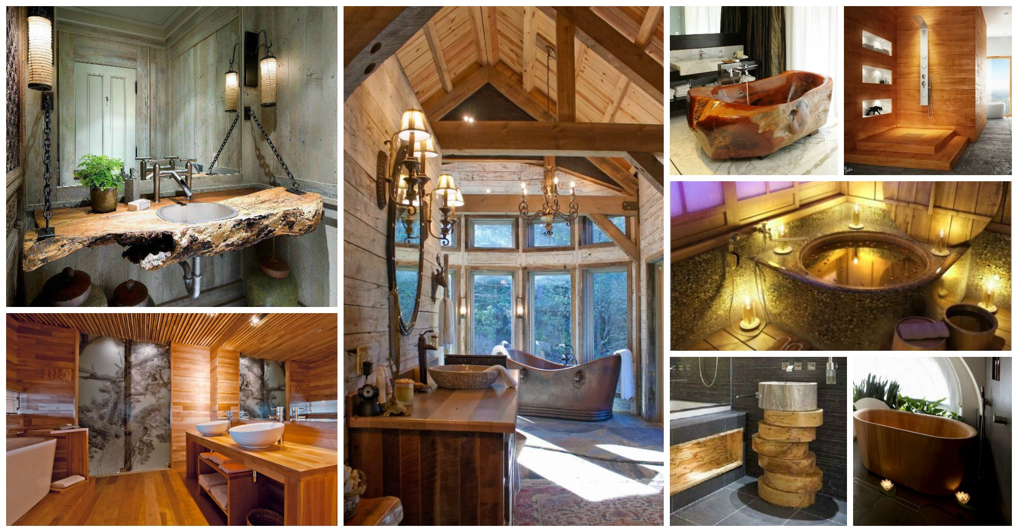 The Most Amazing Wooden Bathroom Ideas That Will Catch