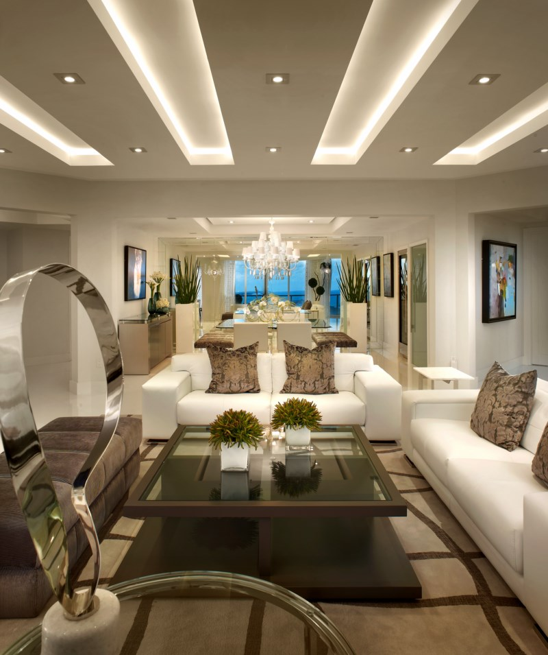 Dazzling Modern Ceiling Lighting Ideas That Will Fascinate
