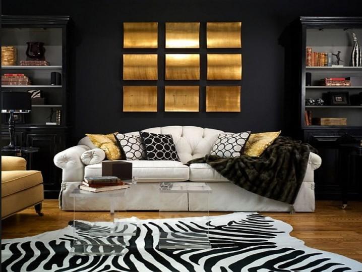 See more ideas about zebra print bedroom, zebra bedroom, bedroom decor. Dramatic Zebra Living Room Decoration Ideas