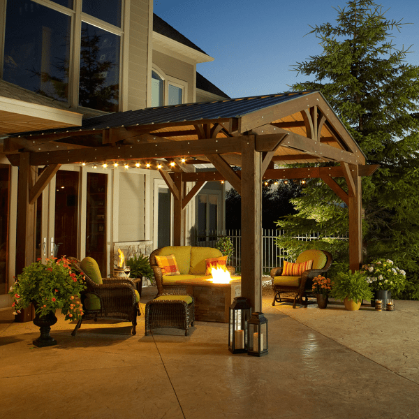 Beautiful Backyard Pergola Designs That Will Amaze You on Covered Pergola Ideas  id=17301
