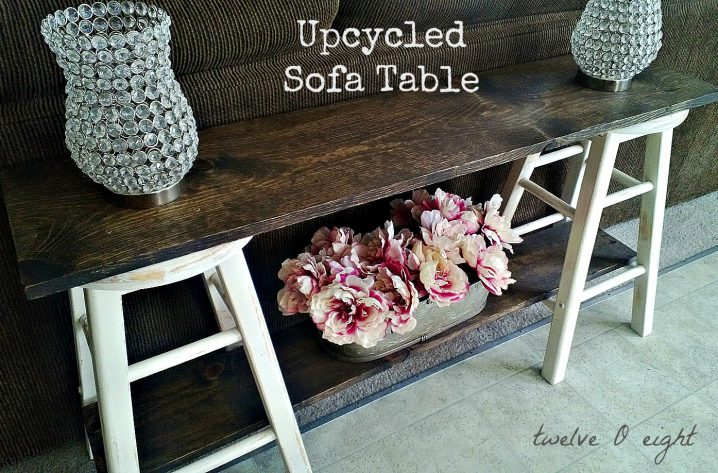 Creative Ways To Repurpose Stools And Chairs That Will