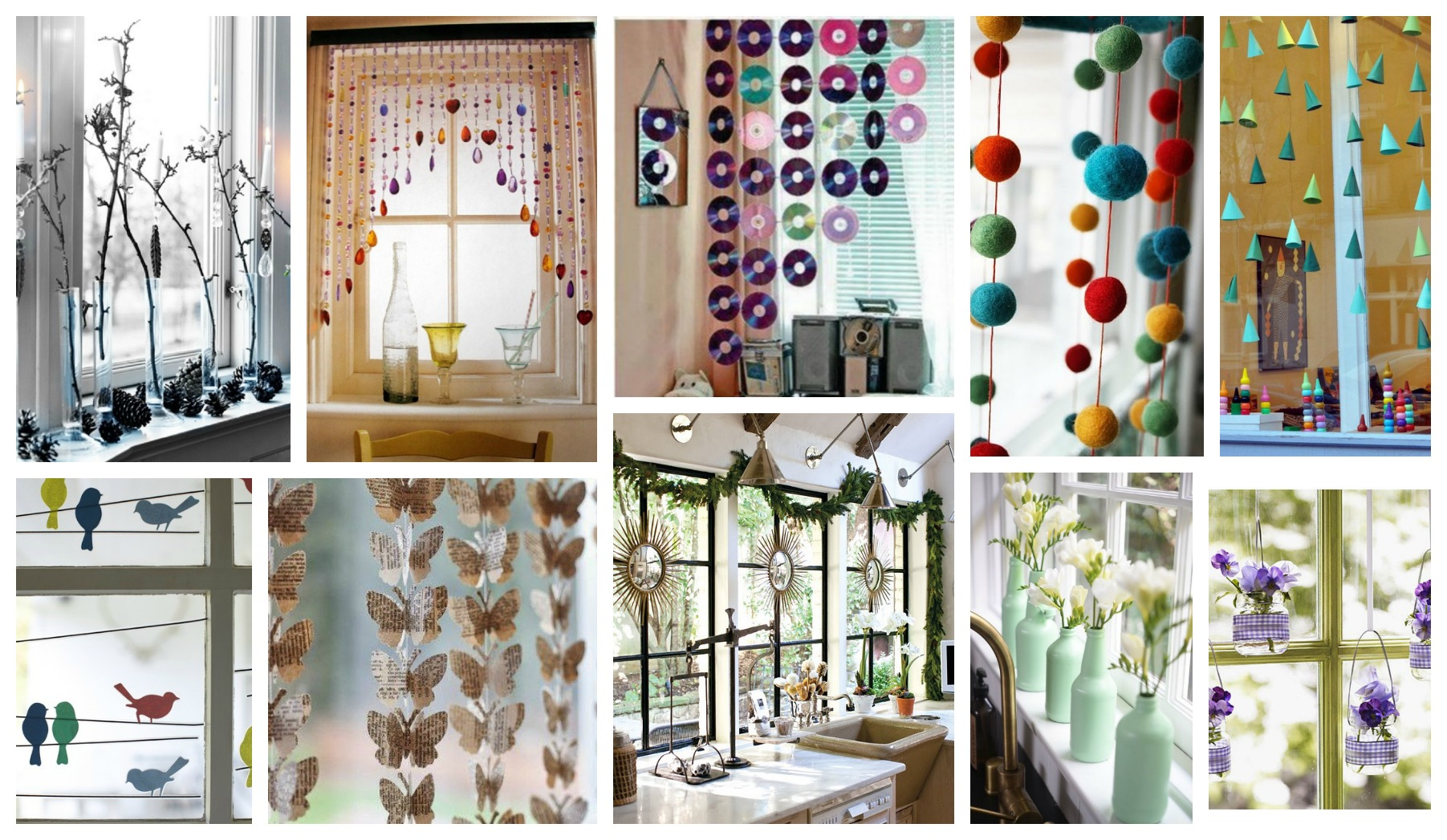 Eye Catching DIY Window Decorations That Will Amaze You