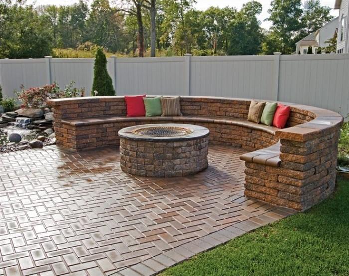 19 Brick Landscaping Ideas You Should Not Miss on Backyard Masonry Ideas id=49453