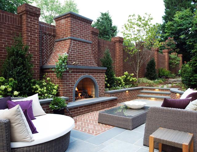 19 Brick Landscaping Ideas You Should Not Miss on Backyard Masonry Ideas id=23637
