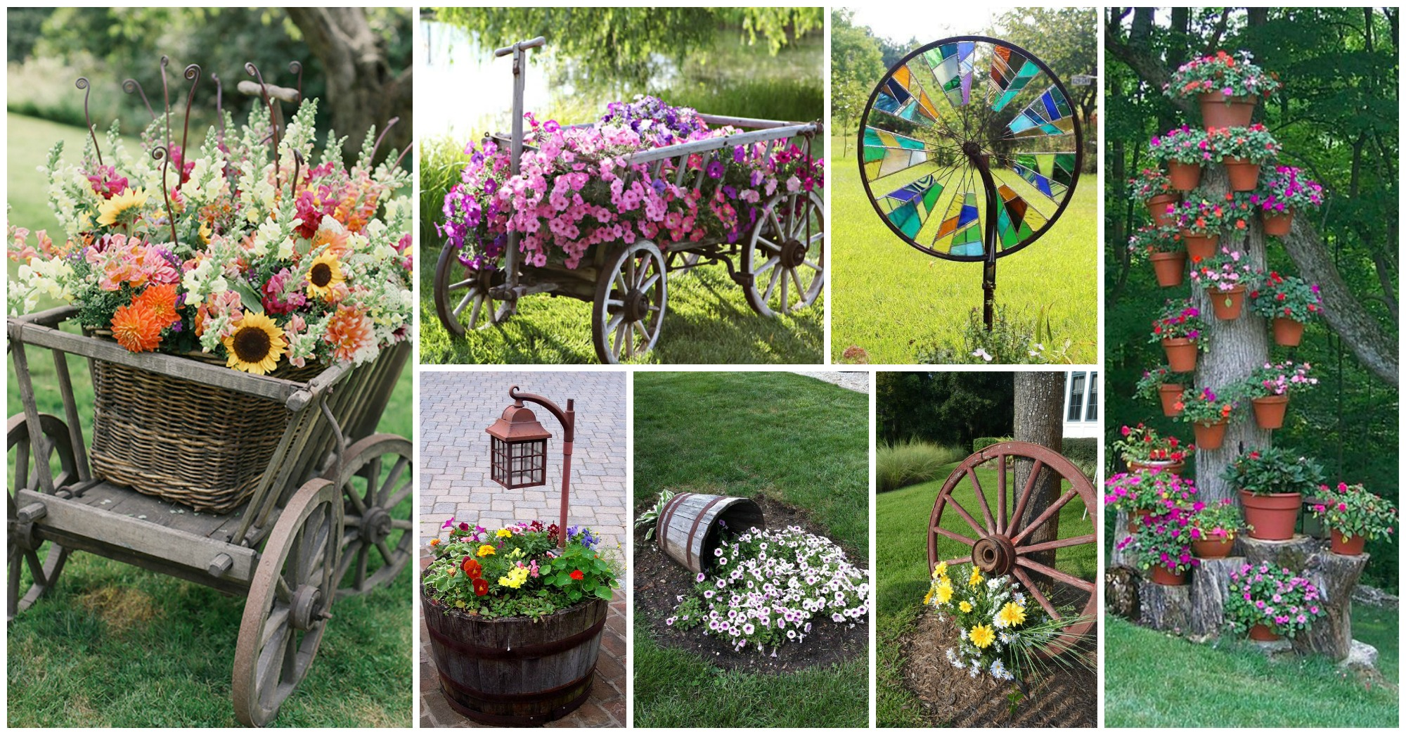 20 Amazing DIY Projects To Enhance Your Yard Without ... on Backyard Decor Ideas  id=72149