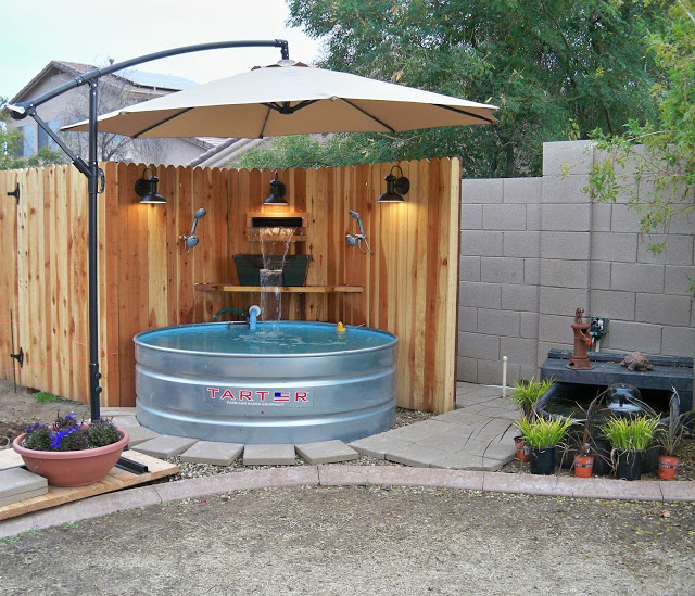 Low Budget DIY Pools You Will Love To Make on Pool Patio Ideas On A Budget id=31750