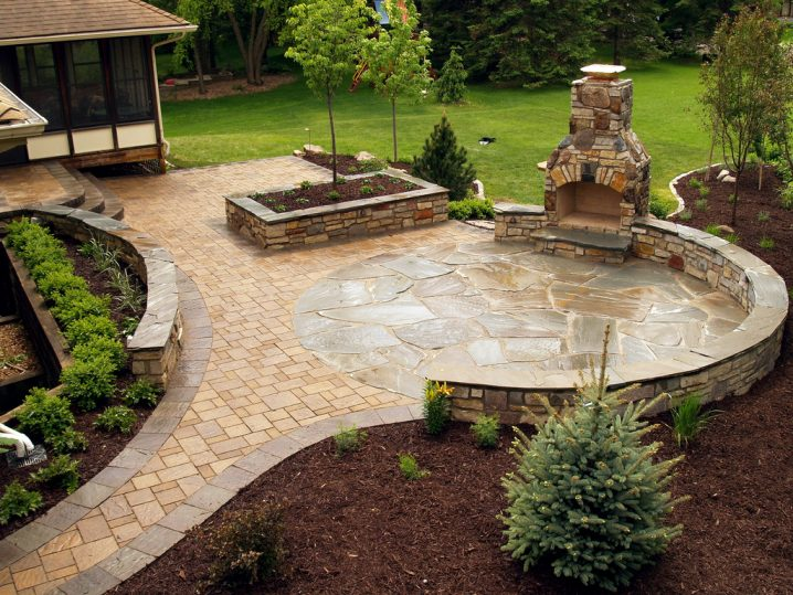 16 Round Patio Designs You Should Not Miss on Best Yard Design id=94268