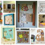 Awesome Diy Bulletin Boards For A More Organized Space