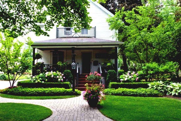 20 Outstanding Front Yard Landscaping Ideas That Will Make ... on Open Backyard Ideas id=35456