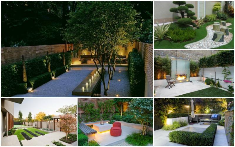 Marvelous Minimalist Backyard Designs That Will Make You ... on Minimalist Backyard Design id=61934