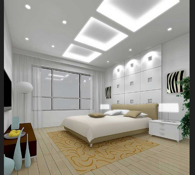 20 Startling Bedroom Lighting Ideas To Instantly Draw