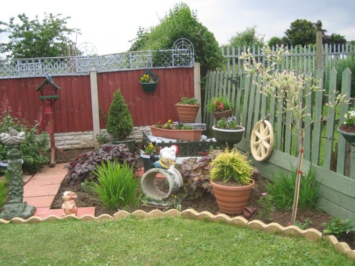 Wonderful Rustic Landscape Designs Only For Your Eyes on Rustic Backyard Ideas id=27592