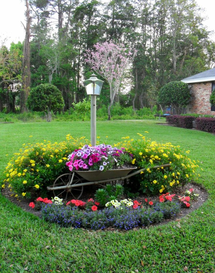 15 Impressive Small Flower Garden Ideas on Small Backyard Landscaping  id=77112
