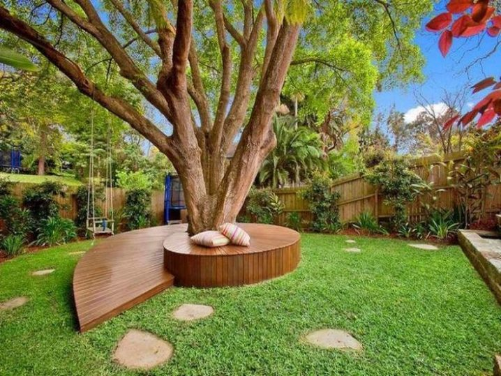 Landscaping Around Trees - Ideas You Should Not Miss! on Backyard Landscaping Ideas With Trees id=78533