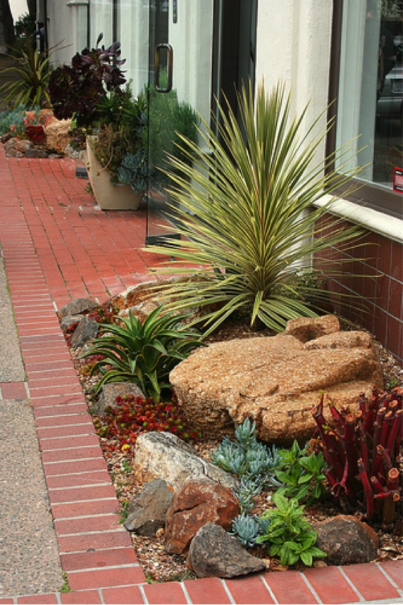 Small Rock Gardens You Will Definitely Love To Copy on Small Garden Ideas With Rocks id=64709