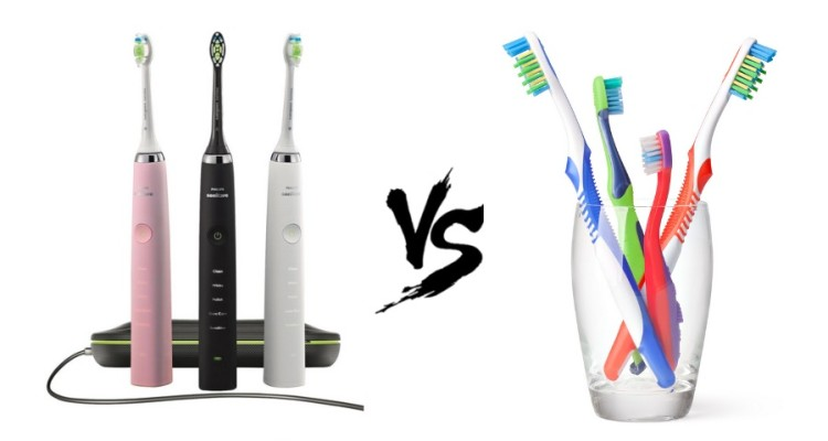 Why Electric Toothbrushes are better than Regular ... on Decorative Sconces Don't Need Electric Toothbrush id=40656