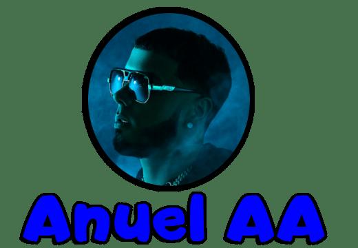 Anuel AA Top