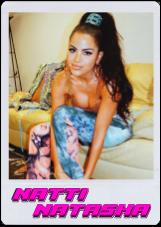 Natti Natasha Polaroid Top