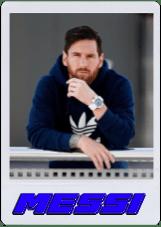 Messi Polaroid Top Entretenimiento