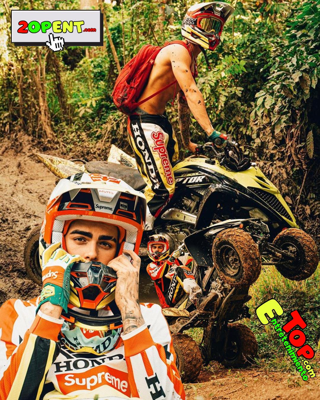 Lunay Instagram 03.17.20 Supreme Honda