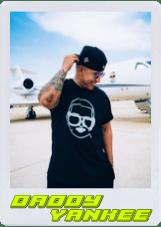 Daddy Yankee Polaroid Top Entretenimiento