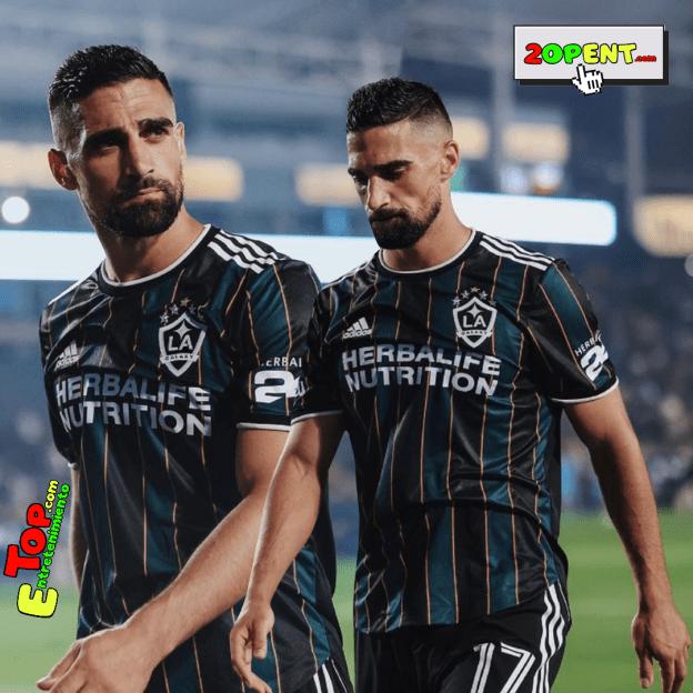 Sebastian Lletget MLS LA Galaxy Instagram 07-05-2021
