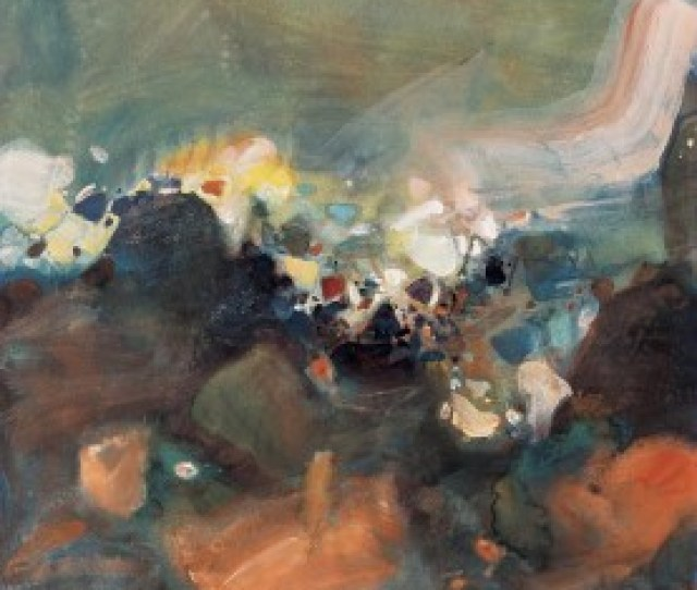 Zdq Picture  Zdq China Abstract Oil Paintings