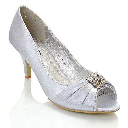 Flat Ivory Bridal Shoes