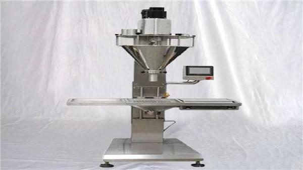 Manual Powder Filling Machine