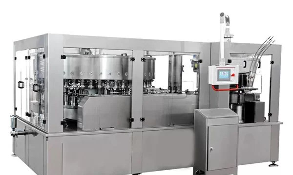 Aluminum Can Filling Machine For Energy Drink Soft Drink